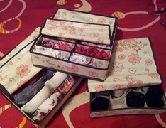 коробки для хранения белья 05