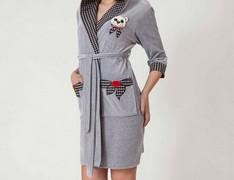 велюровые халаты 02