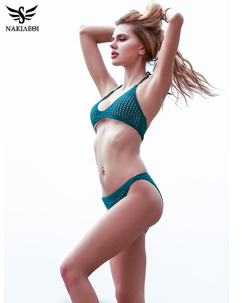 Nakiaeoi 2017  sexy bikinis женский купальник